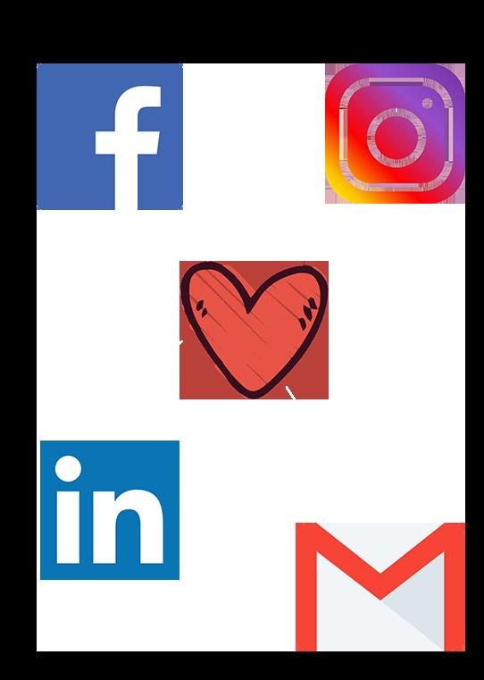 Social Media mit Herz