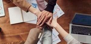 Gute Immobilienmakler Agentur erkennen Partner Lange Zusammenarbeit